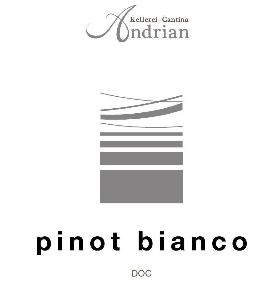Kellerei Cantina Andrian Pinot Bianco 2012 Front Label