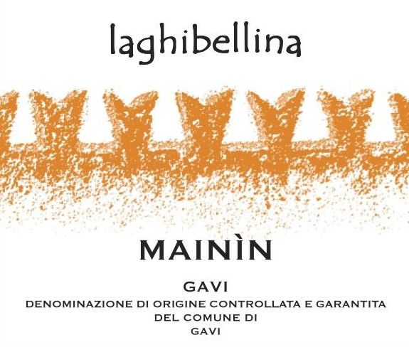 Domaine de Bel Air Gavi Mainin 2011 Front Label