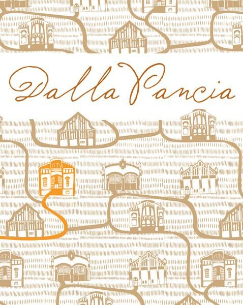 Black Sheep Finds  Dalla Pancia 2006 Front Label
