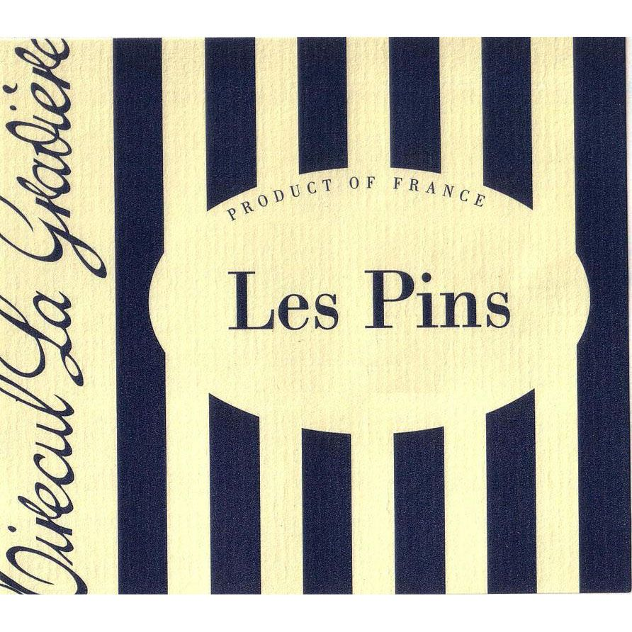 Chateau Tirecul La Graviere Monbazillac Les Pins (500 ML) 2012 Front Label