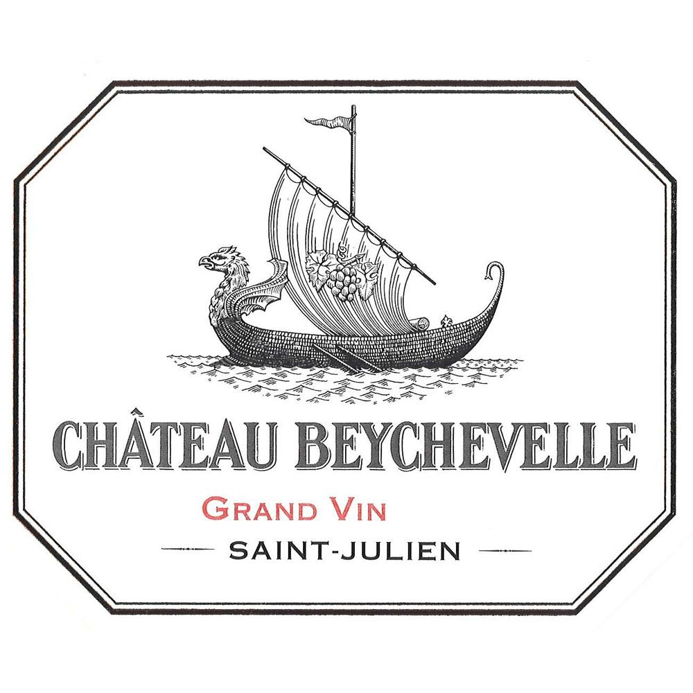Chateau Beychevelle (1.5 Liter Magnum) 2016 Front Label