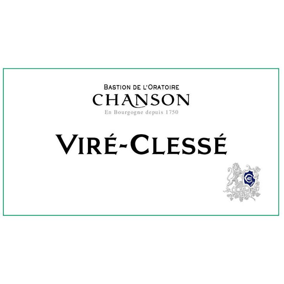 Chanson Pere & Fils Vire Clesse (1.5 Liter Magnum) 2014 Front Label