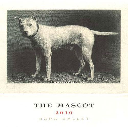 The Mascot  2010 Front Label