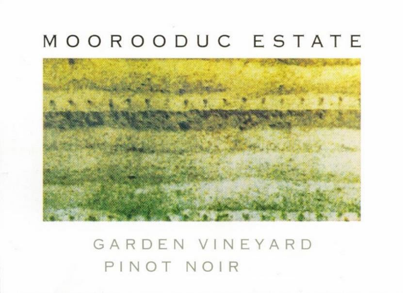 Moorooduc Estate Garden Vineyard Pinot Noir 2013 Front Label