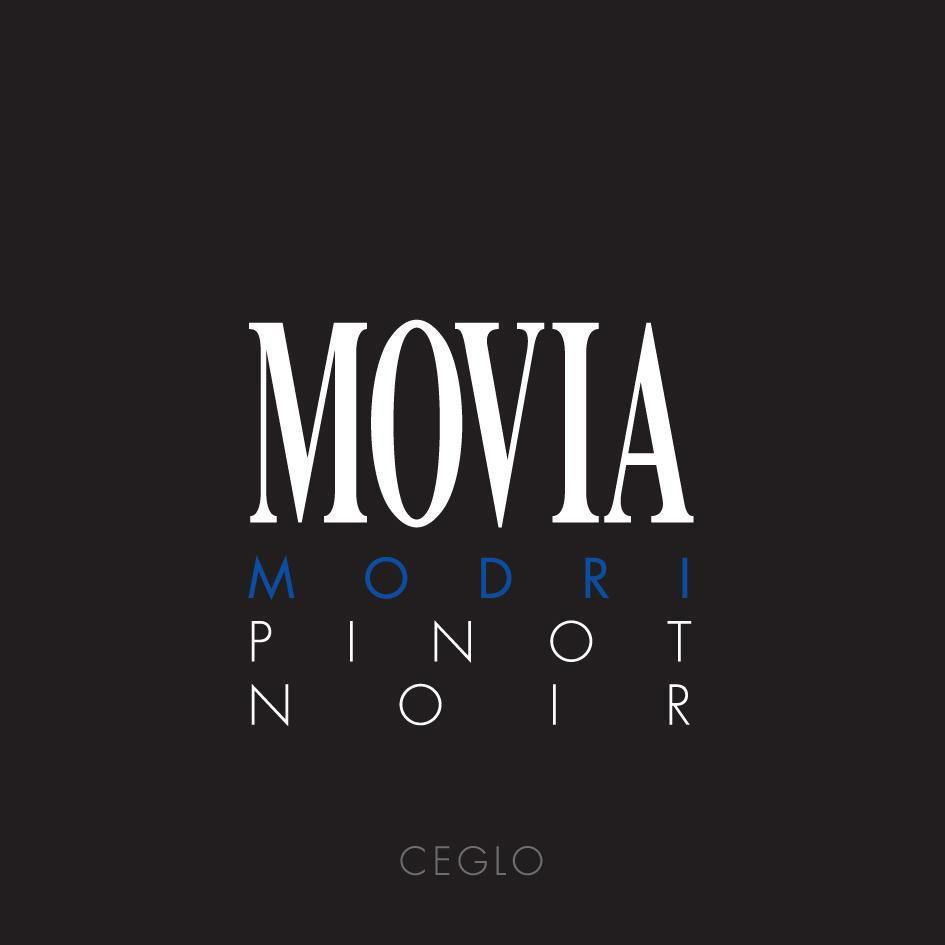 Movia Pinot Nero 2011 Front Label