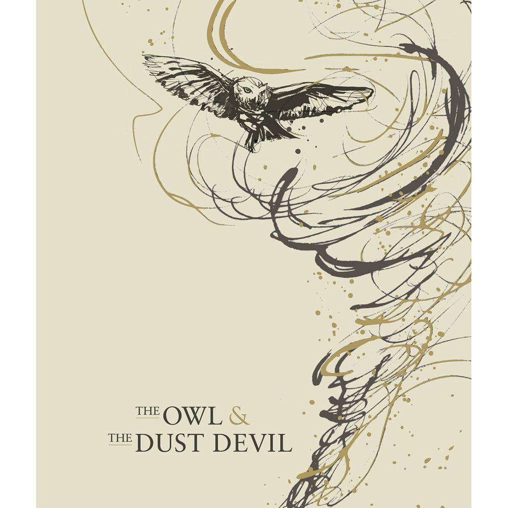 Finca Decero The Owl and The Dust Devil 2015 Front Label