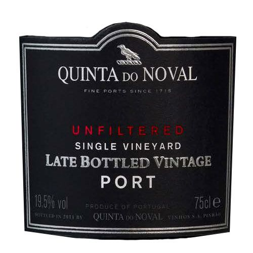 Quinta do Noval Late Bottled Vintage Single Quinta 2012 Front Label