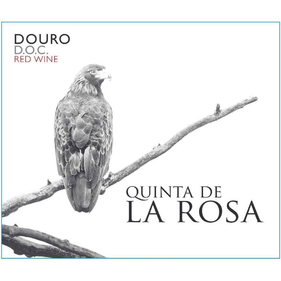 Quinta de la Rosa Estate Red 2015 Front Label