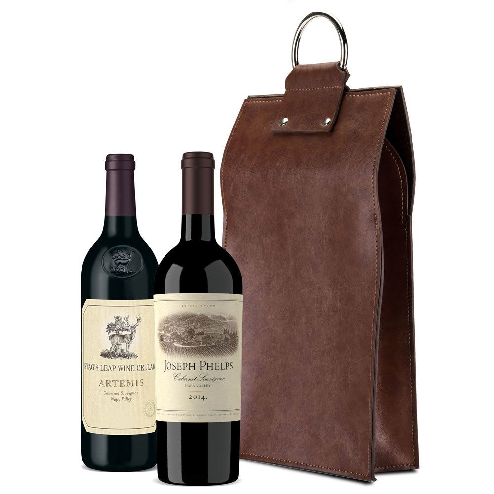 wine.com 92 Point Napa Valley Two Bottle Executive Gift Set Gift Product Image