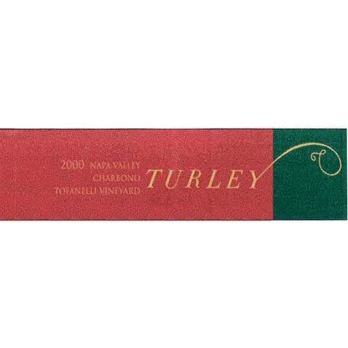 Turley Charbono Tofanelli Vineyard  2000 Front Label