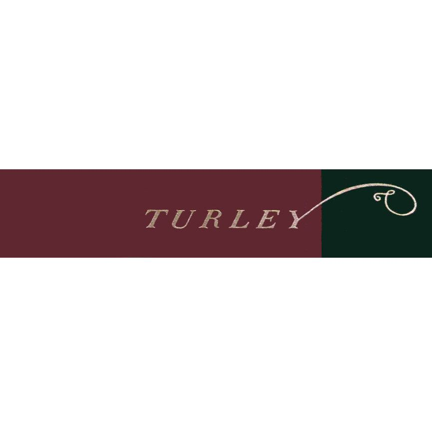 Turley Pesenti Petite Syrah 2015 Front Label