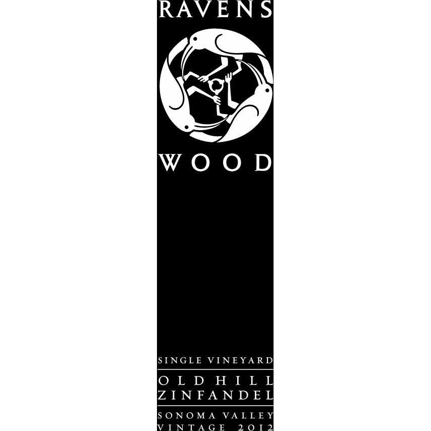 Ravenswood Old Hill Zinfandel 2012 Front Label