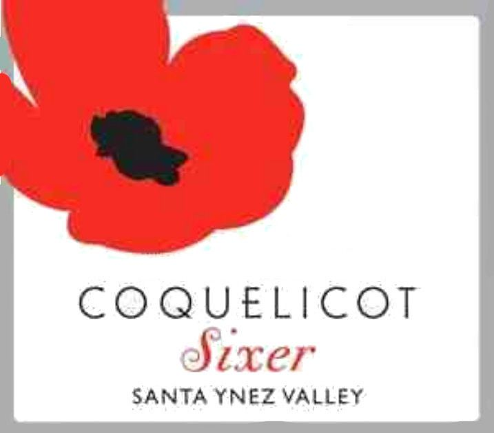 Coquelicot Estate Vineyard Estate Sixer 2011 Front Label