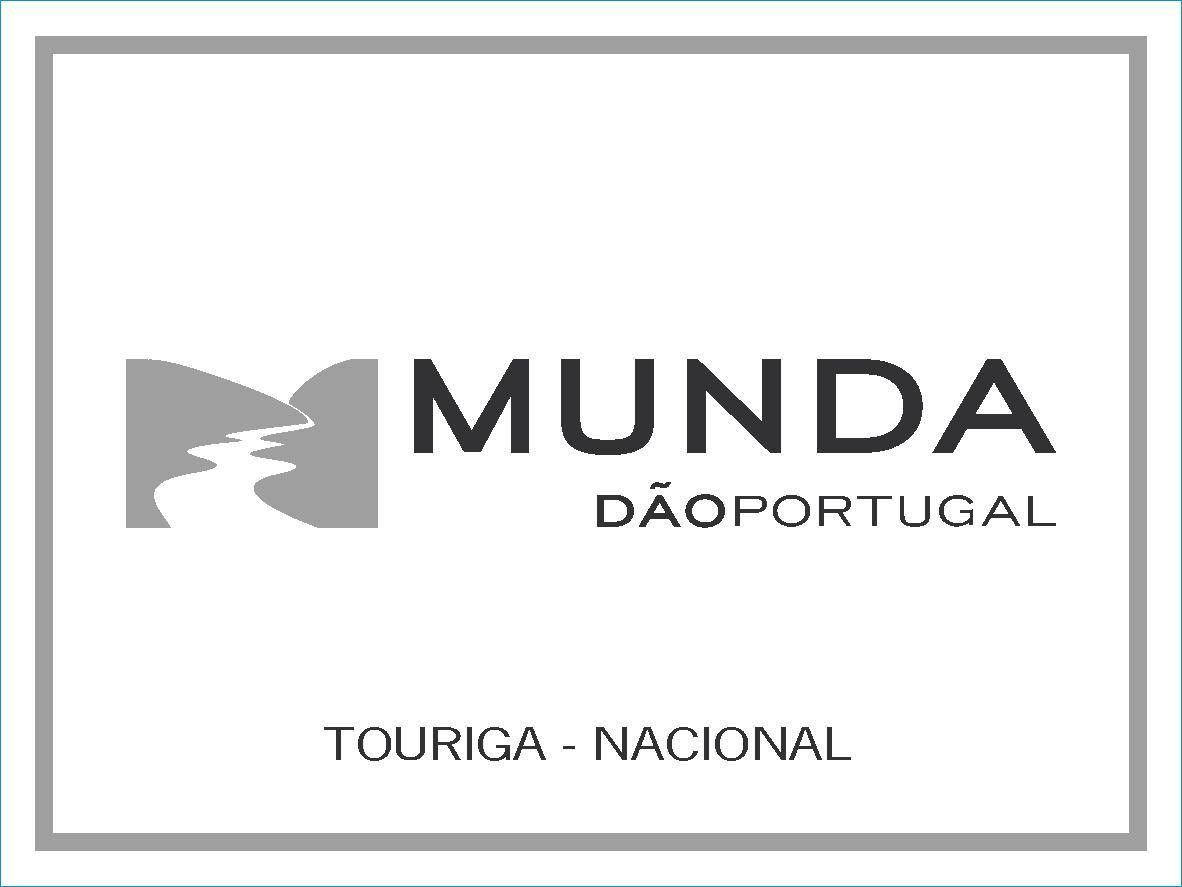 Quinta do Mondego Munda Touriga Nacional 2015 Front Label