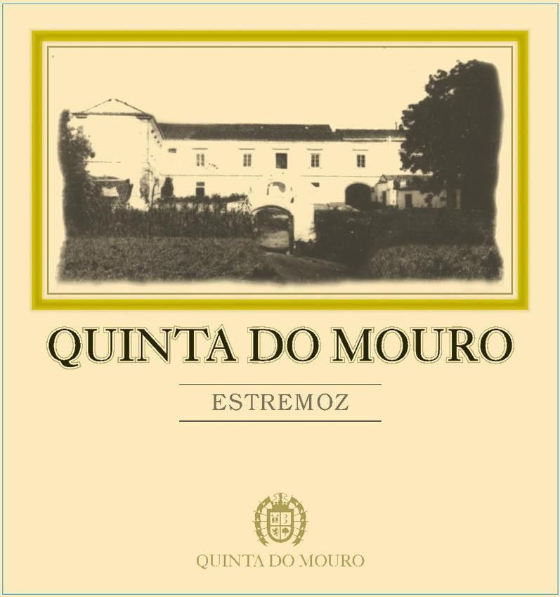 Quinta do Mouro Tinto 2014 Front Label
