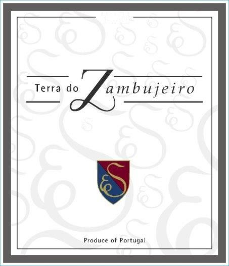 Quinta do Zambujeiro Terra do Zambujeiro 2007 Front Label