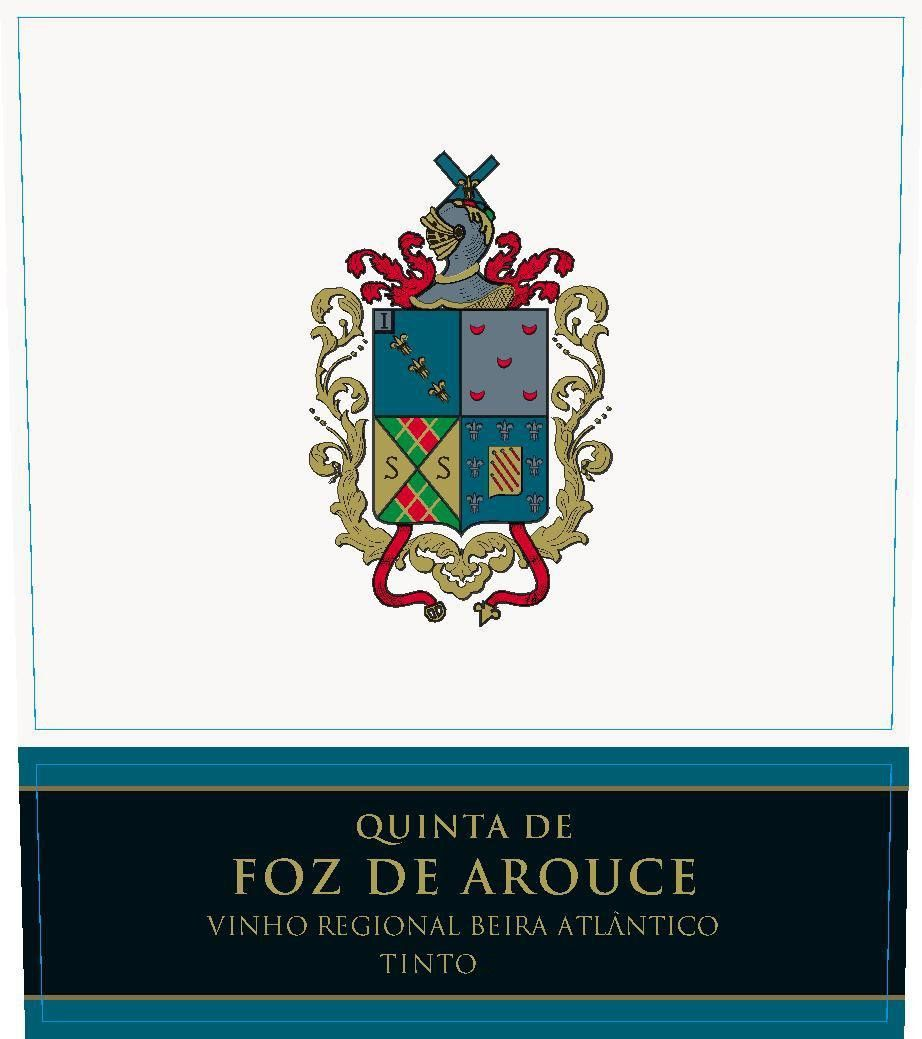 Foz De Arouce Tinto 2013 Front Label