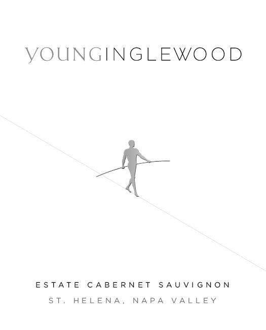 Young-Inglewood Estate Cabernet Sauvignon 2011 Front Label