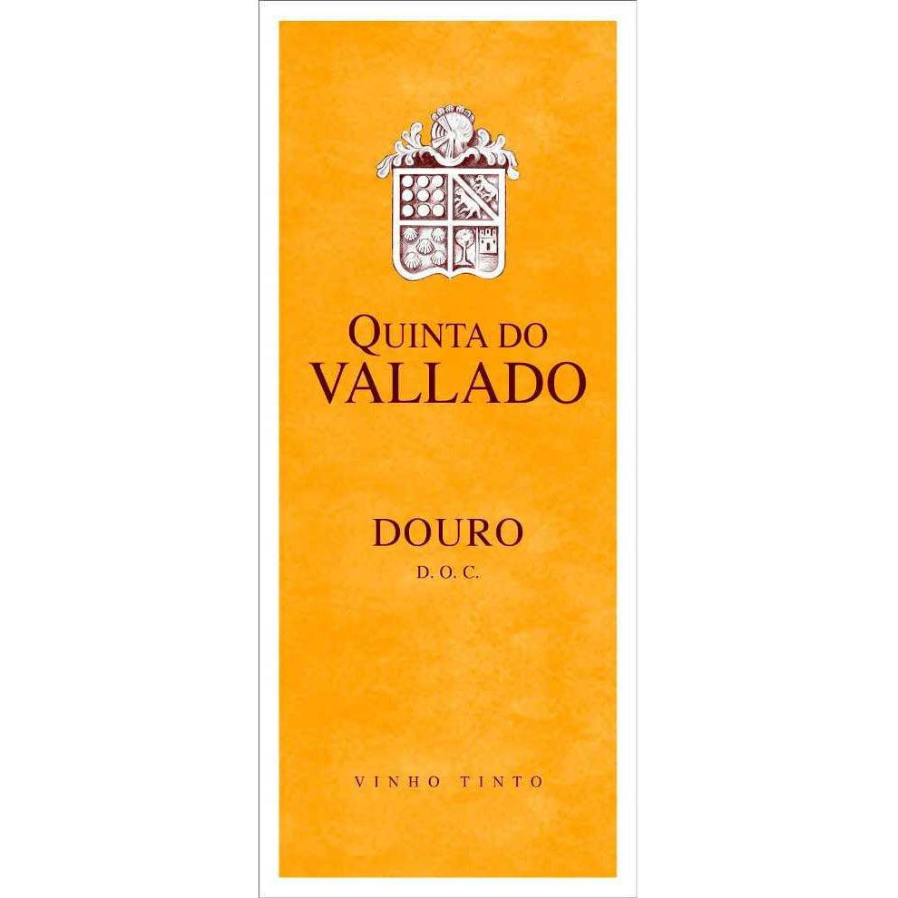 Quinta do Vallado Douro Tinto 2015 Front Label