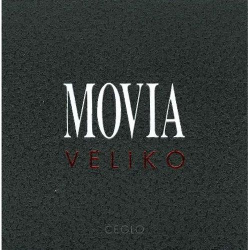 Movia Veliko Rosso 2008 Front Label
