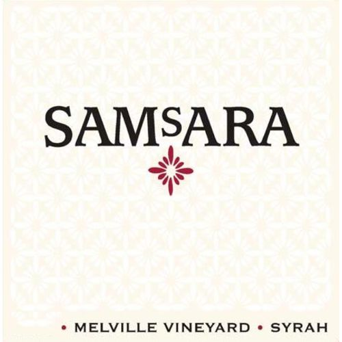 Samsara Melville Vineyard Syrah 2011 Front Label