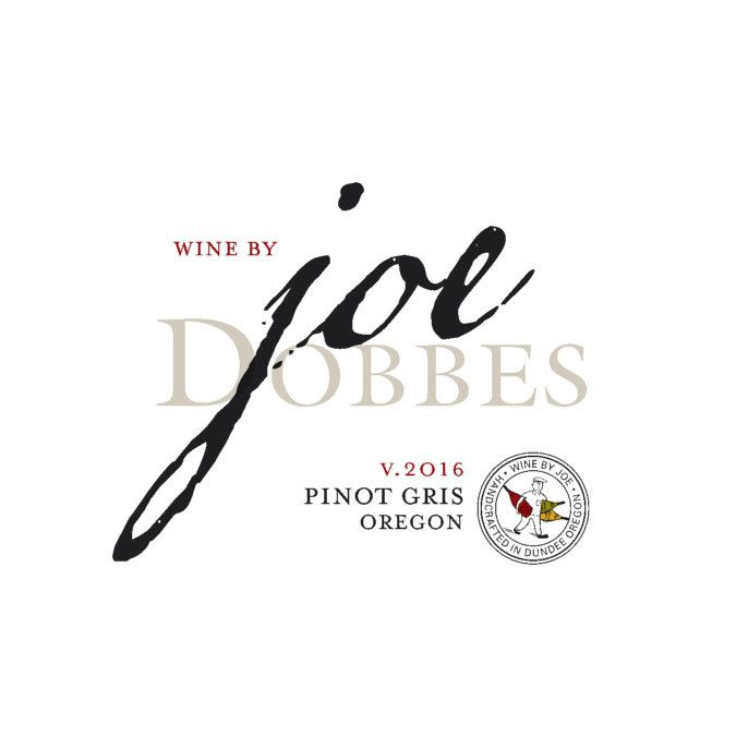 Wine By Joe Pinot Gris 2016 Front Label