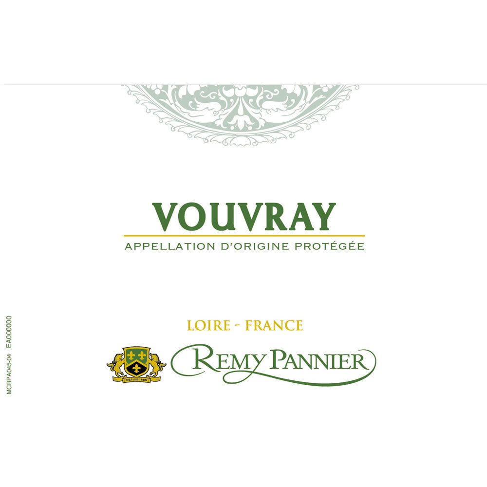 Remy Pannier Vouvray 2016 Front Label