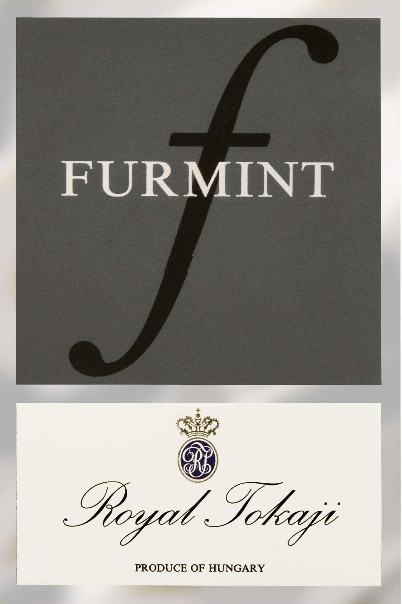 Royal Tokaji Dry Furmint 2010 Front Label
