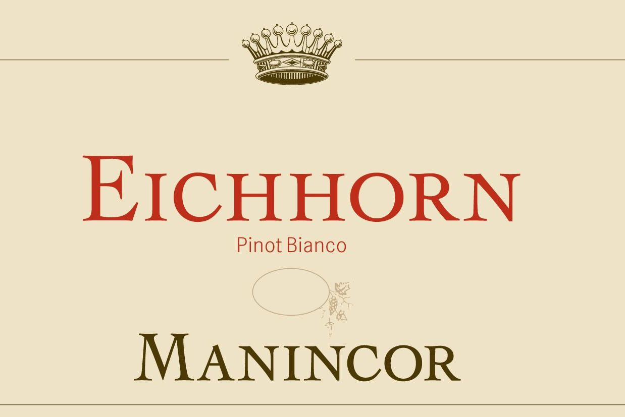 Manincor Terlano Eichorn Pinot Bianco 2012 Front Label