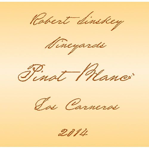 Robert Sinskey Pinot Blanc (375ML half-bottle) 2014 Front Label