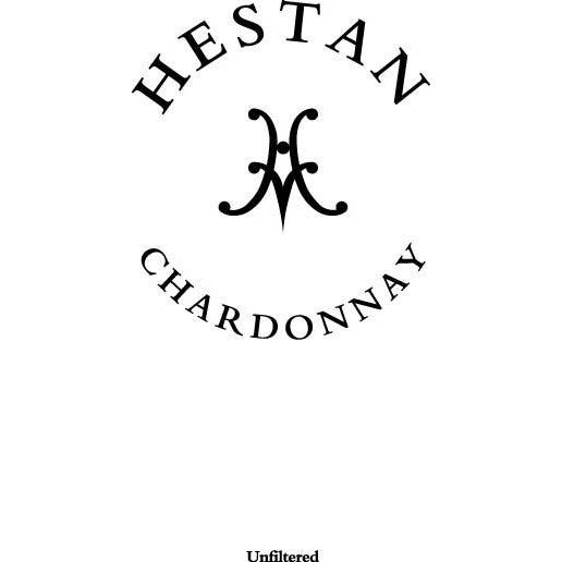 Hestan Vineyards Chardonnay 2014 Front Label