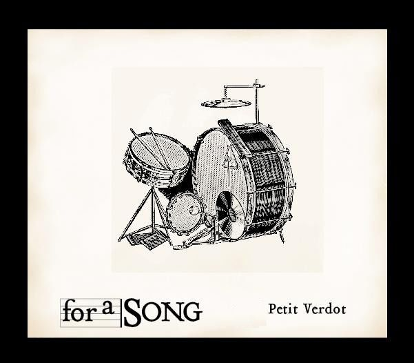 For A Song Wines Petit Verdot 2012 Front Label