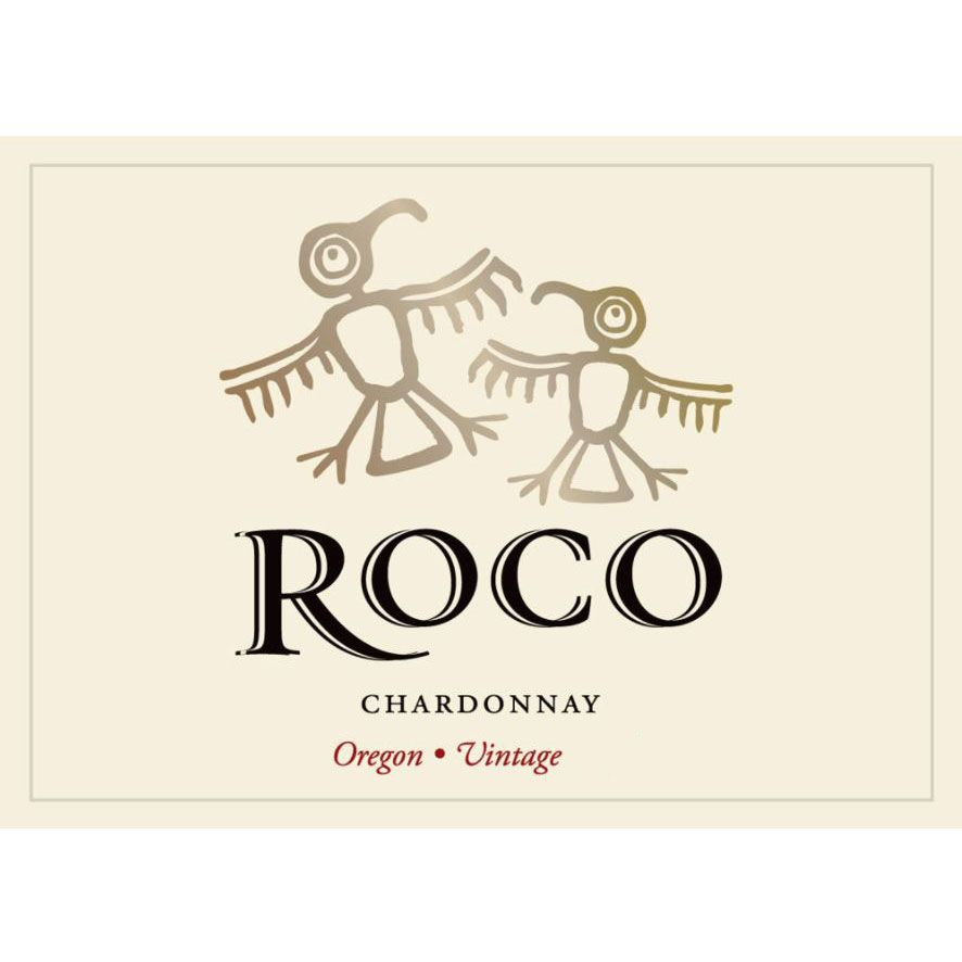 Roco Willamette Valley Chardonnay 2015 Front Label
