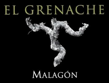 Vinedos Malagon El Grenache 2008 Front Label