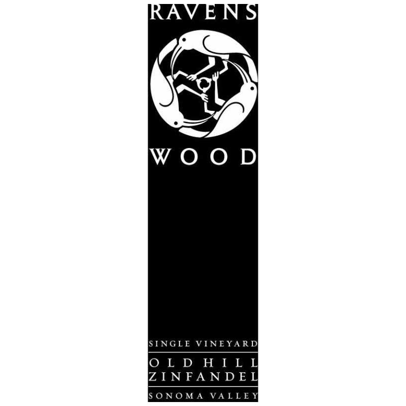 Ravenswood Old Hill Zinfandel 2013 Front Label