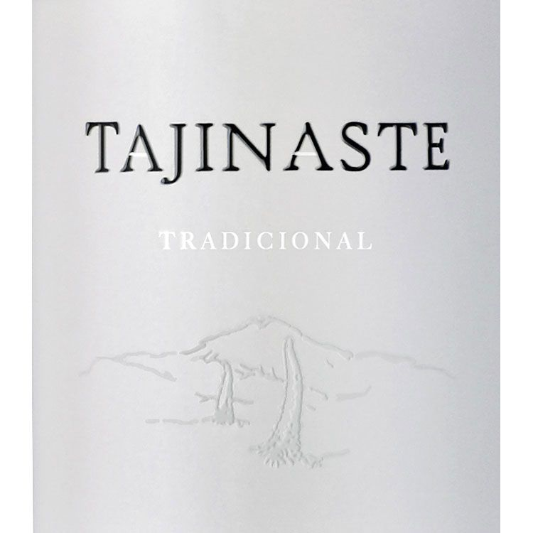 Bodega Tajinaste Canary Islands Traditional Listan Negro 2016 Front Label