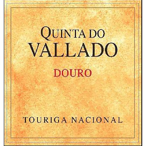 Quinta do Vallado Touriga Nacional Douro 2015 Front Label