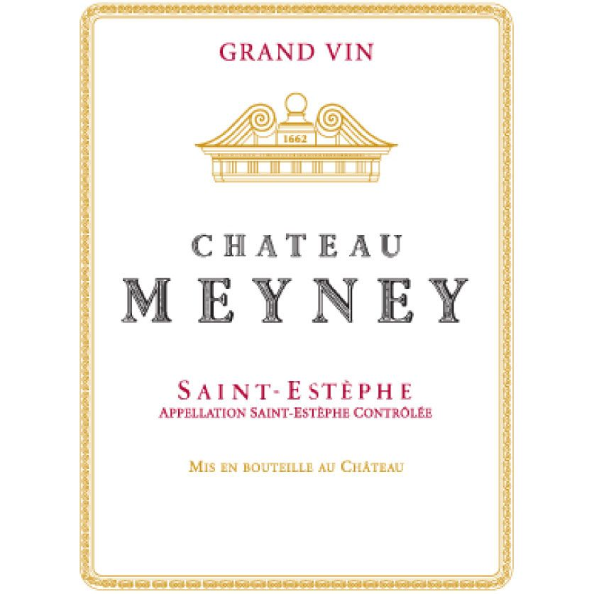 Chateau Meyney  2011 Front Label