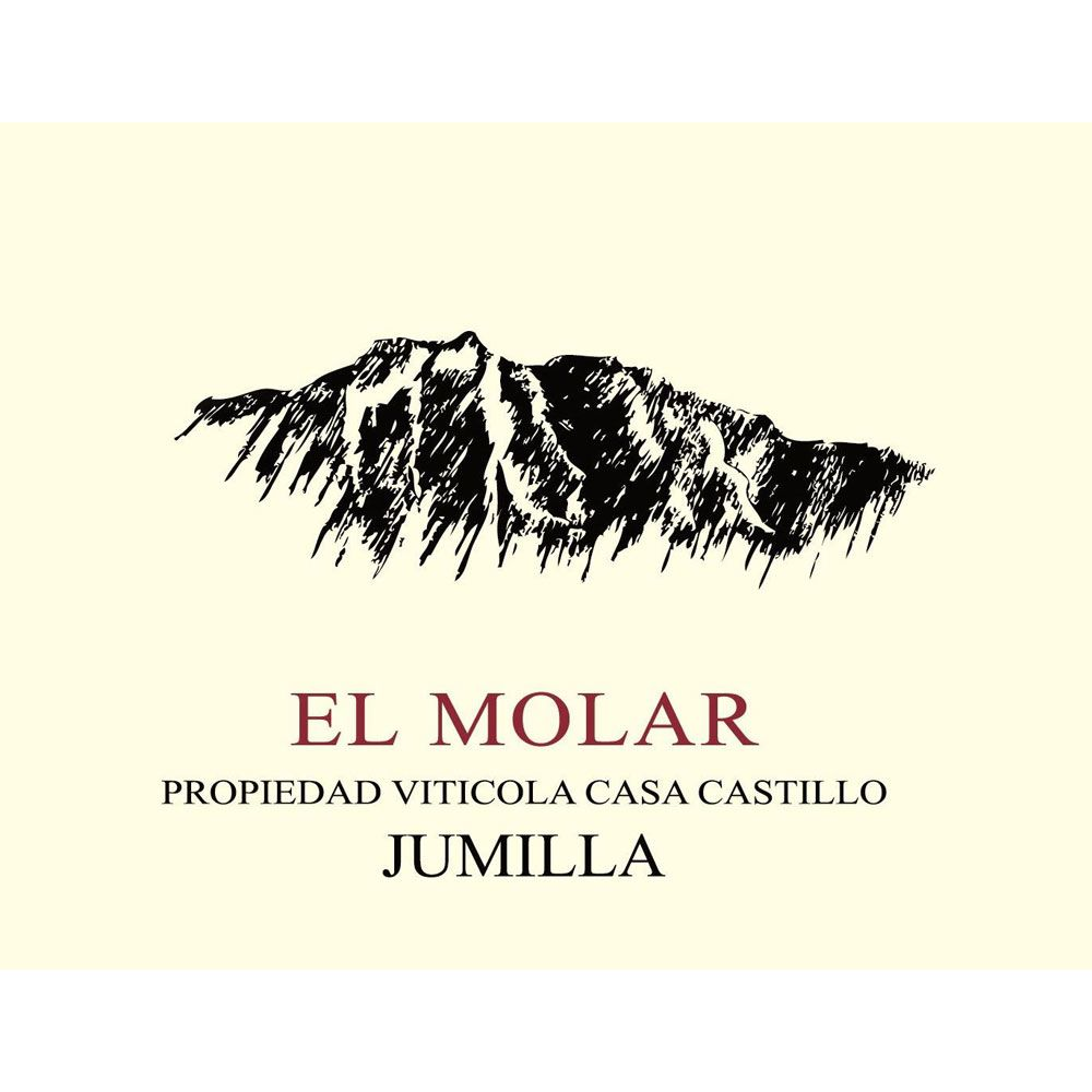Casa Castillo El Molar 2016 Front Label