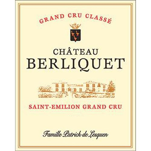 Chateau Berliquet (Futures Pre-Sale) 2017 Front Label