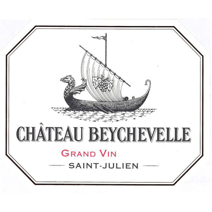 Chateau Beychevelle (Futures Pre-Sale) 2017 Front Label