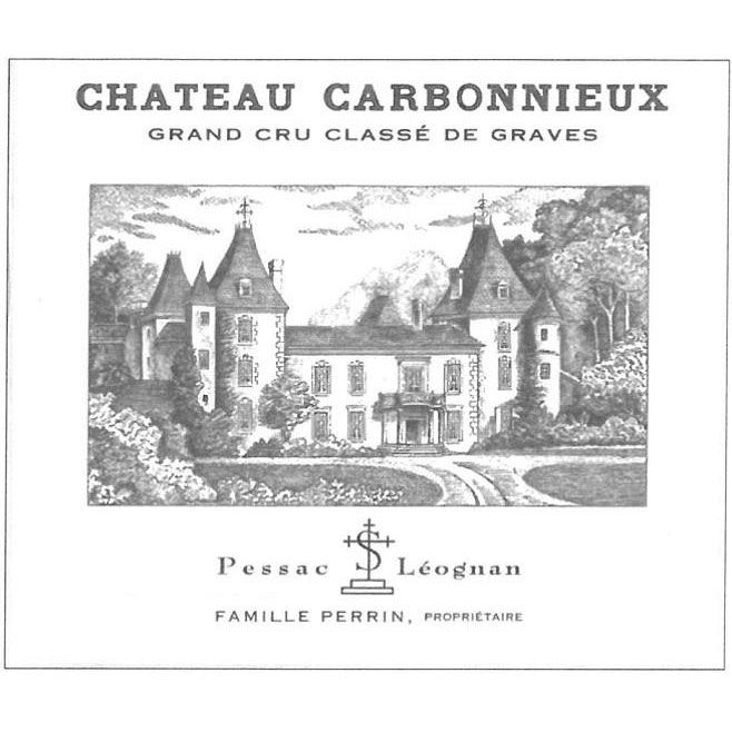 Chateau Carbonnieux (Futures Pre-Sale) 2017 Front Label
