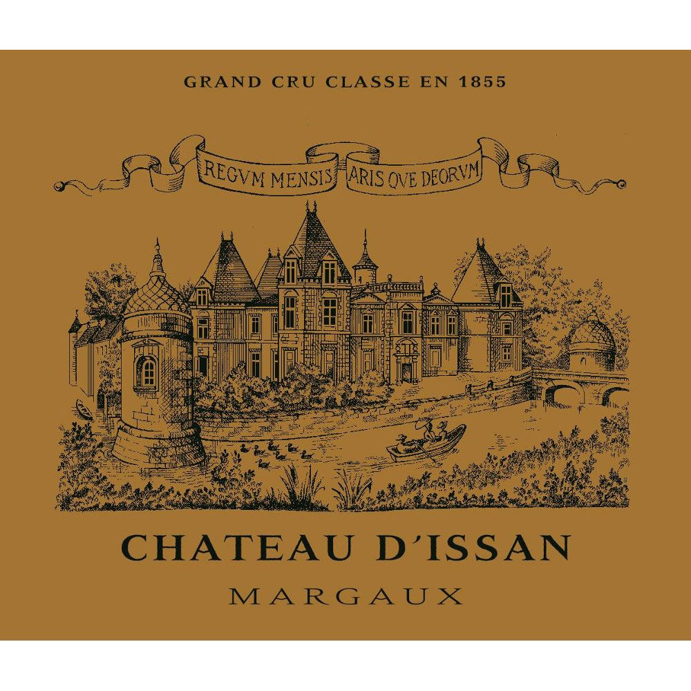 Chateau d'Issan (Futures Pre-Sale) 2017 Front Label