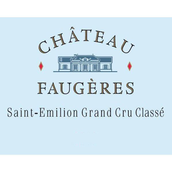Chateau Faugeres (Futures Pre-Sale) 2017 Front Label