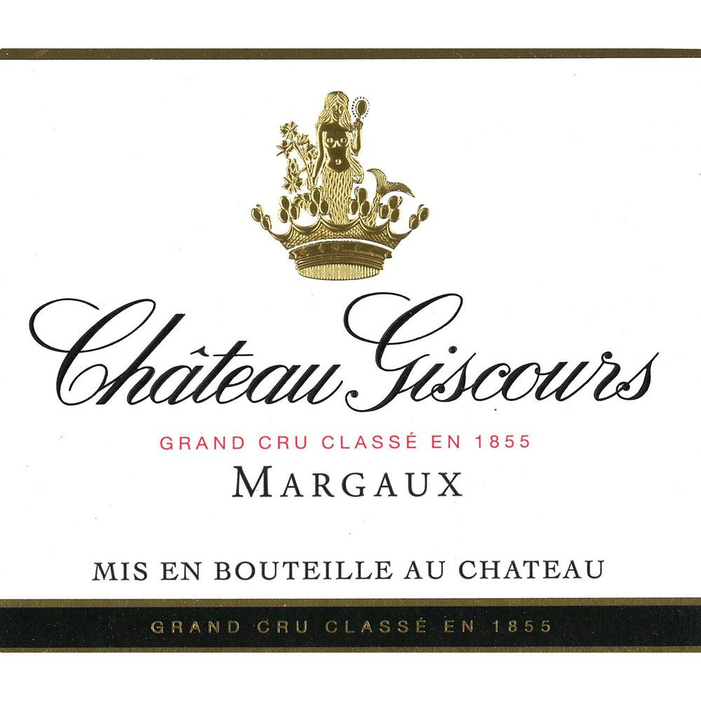 Chateau Giscours (1.5 Liter Futures Pre-Sale) 2017 Front Label