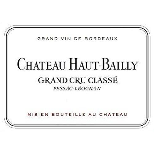 Chateau Haut-Bailly (Futures Pre-Sale) 2017 Front Label