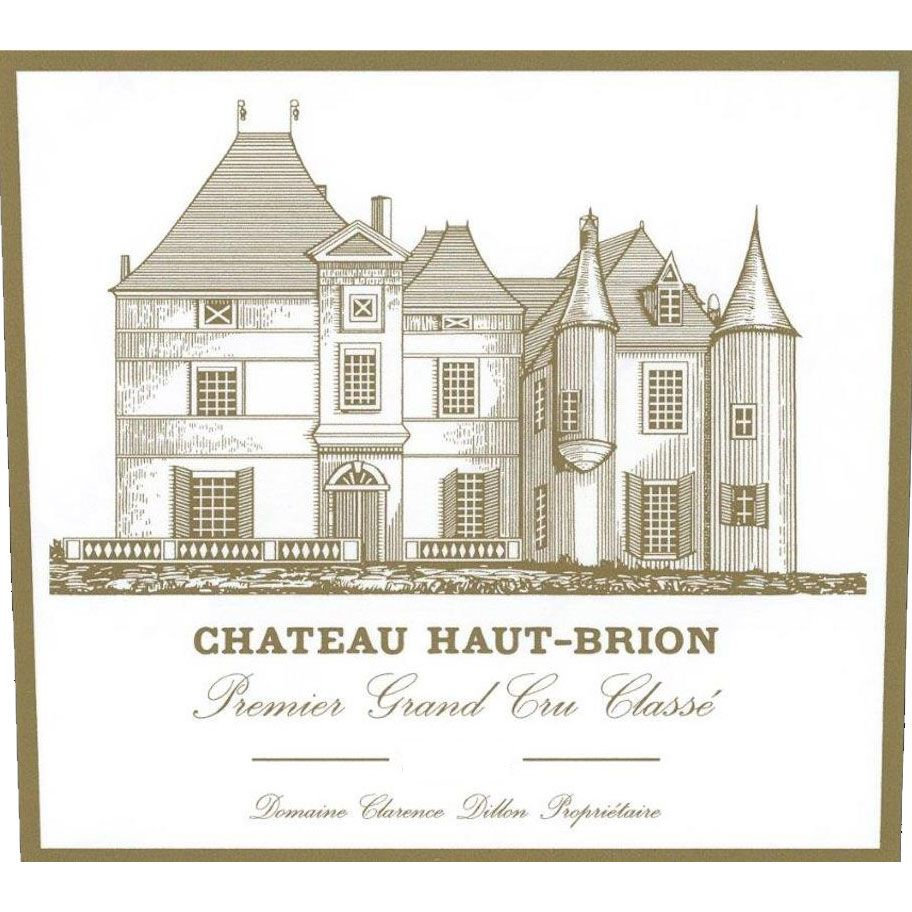 Chateau Haut-Brion (Futures Pre-Sale) 2017 Front Label