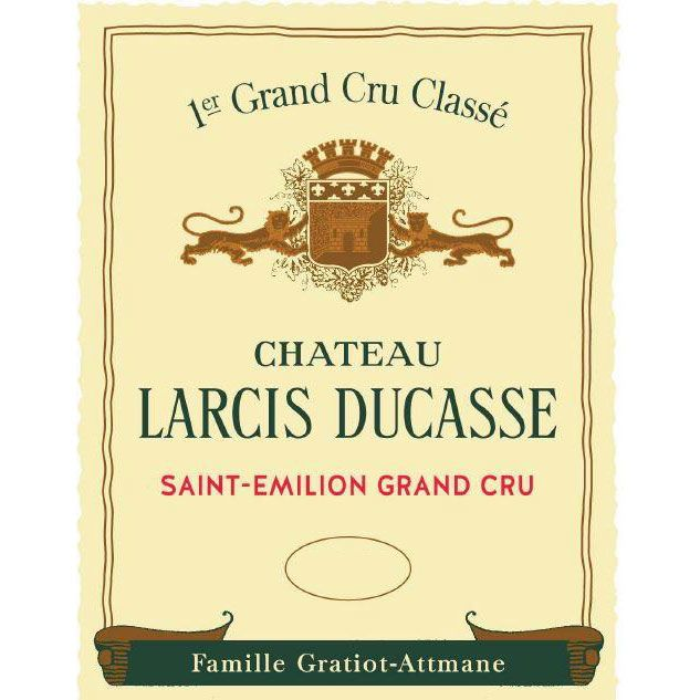 Chateau Larcis-Ducasse (Futures Pre-Sale) 2017 Front Label
