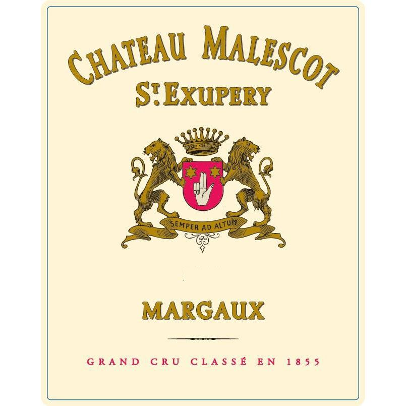 Chateau Malescot St. Exupery (Futures Pre-Sale) 2017 Front Label