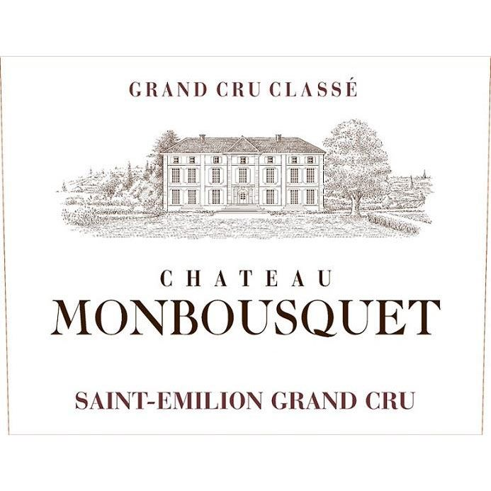 Chateau Monbousquet (Futures Pre-Sale) 2017 Front Label